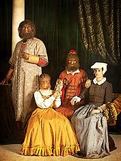 Famiglia Gonsalvus
