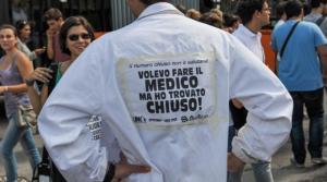 medicina, TAR, ricorso, ammissione, protesta
